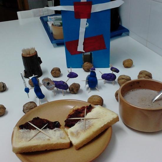 Desayunos de cuento 6