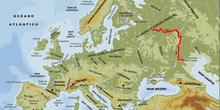 Ríos y Cordilleras de Europa
