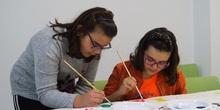 Los alumnos de 6º de Primaria preparan el carnaval 8