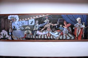 Obra Bael Kiss, de Antonio Juez - Badajoz