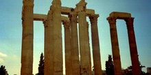Olimpeion o Templo de Zeus Olímpico, Atenas