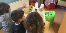 E. Infantil y sus proyectos 12