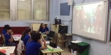 Videollamada proyecto After School en Bastipur (Nepal) II