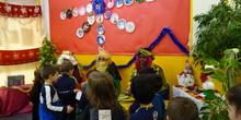 Visita de los Reyes Magos 1. Curso 19-20 5