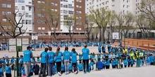 Juegos Escolares 2018, antorcha