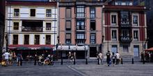 Plaza Mayor, Gijón