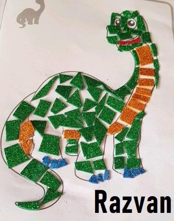 Mosaicos romanos - 3º primaria 3