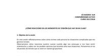Propuesta 1 para sesión de Compañerismo Activo