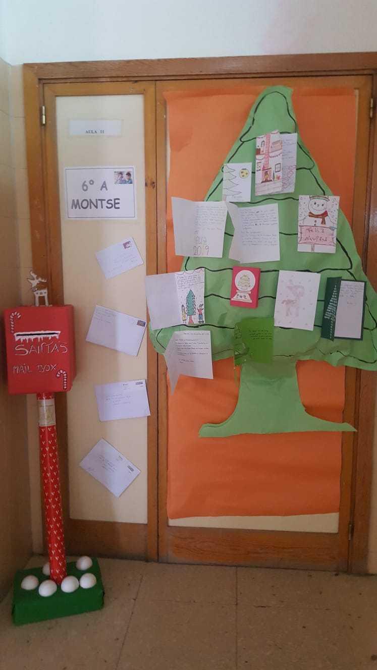 Decoración navideña centro 17