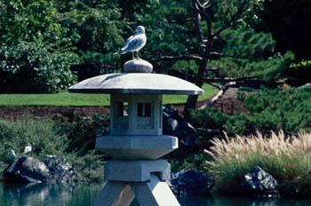 The Chinese Garden del Jardín Botánico de Montreal, Canadá