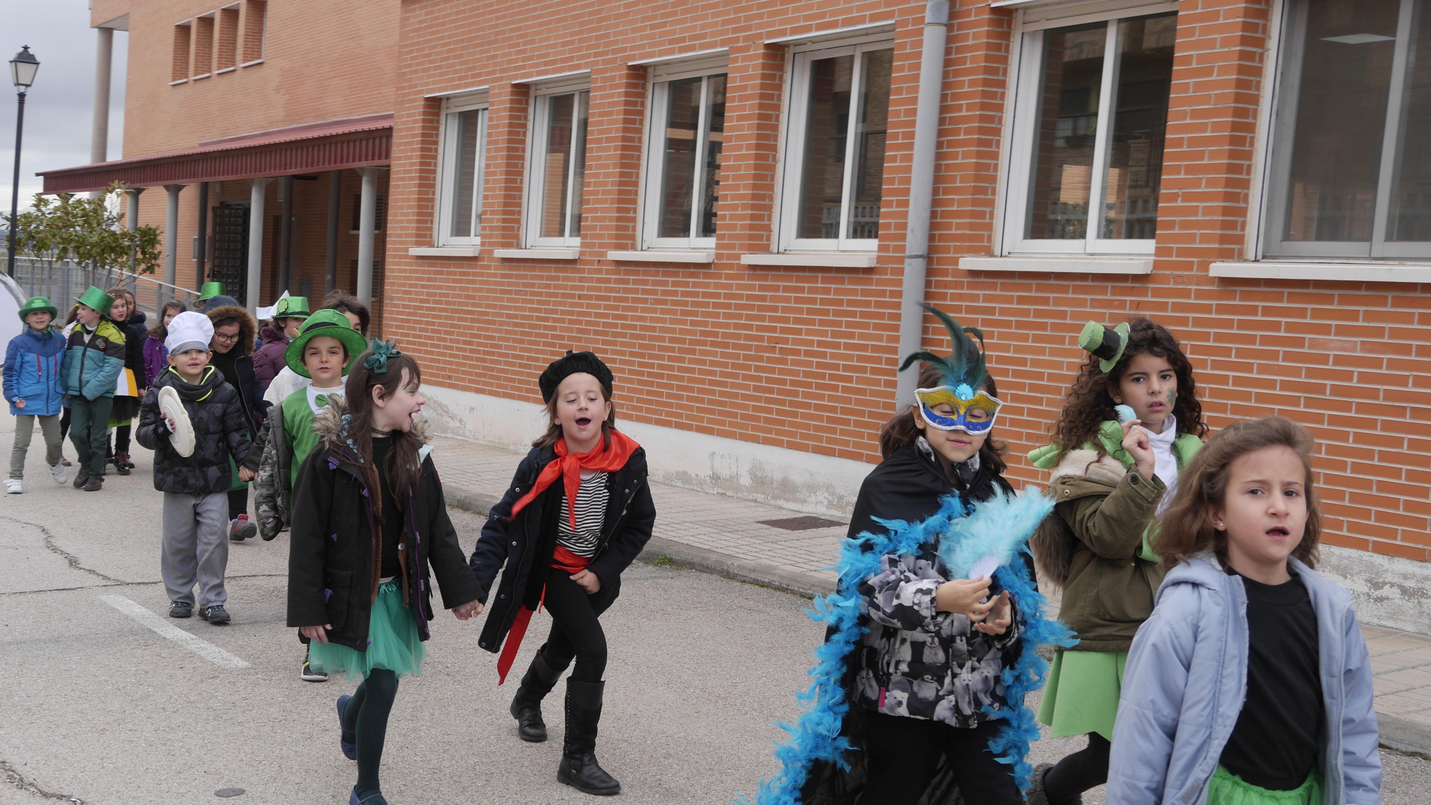 Pasacalles Carnaval 2018 50