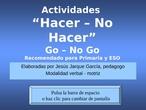 FUNCIONES EJECUTIVAS- EP- ESO