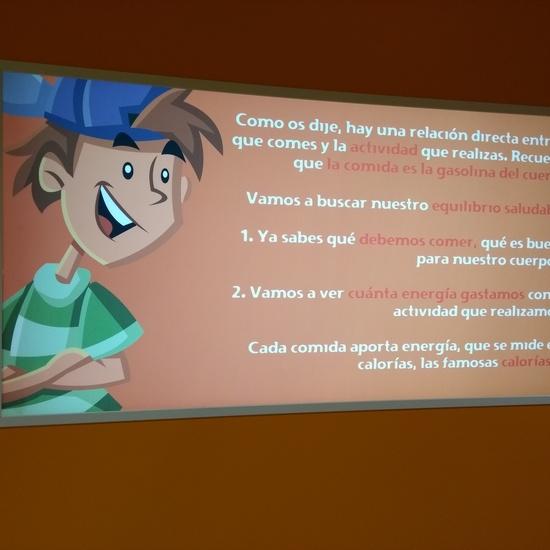 VISITA HOSPITAL PUERTA DE HIERRO. 4ºA 1