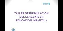 Taller estimulación del lenguaje infantil 2