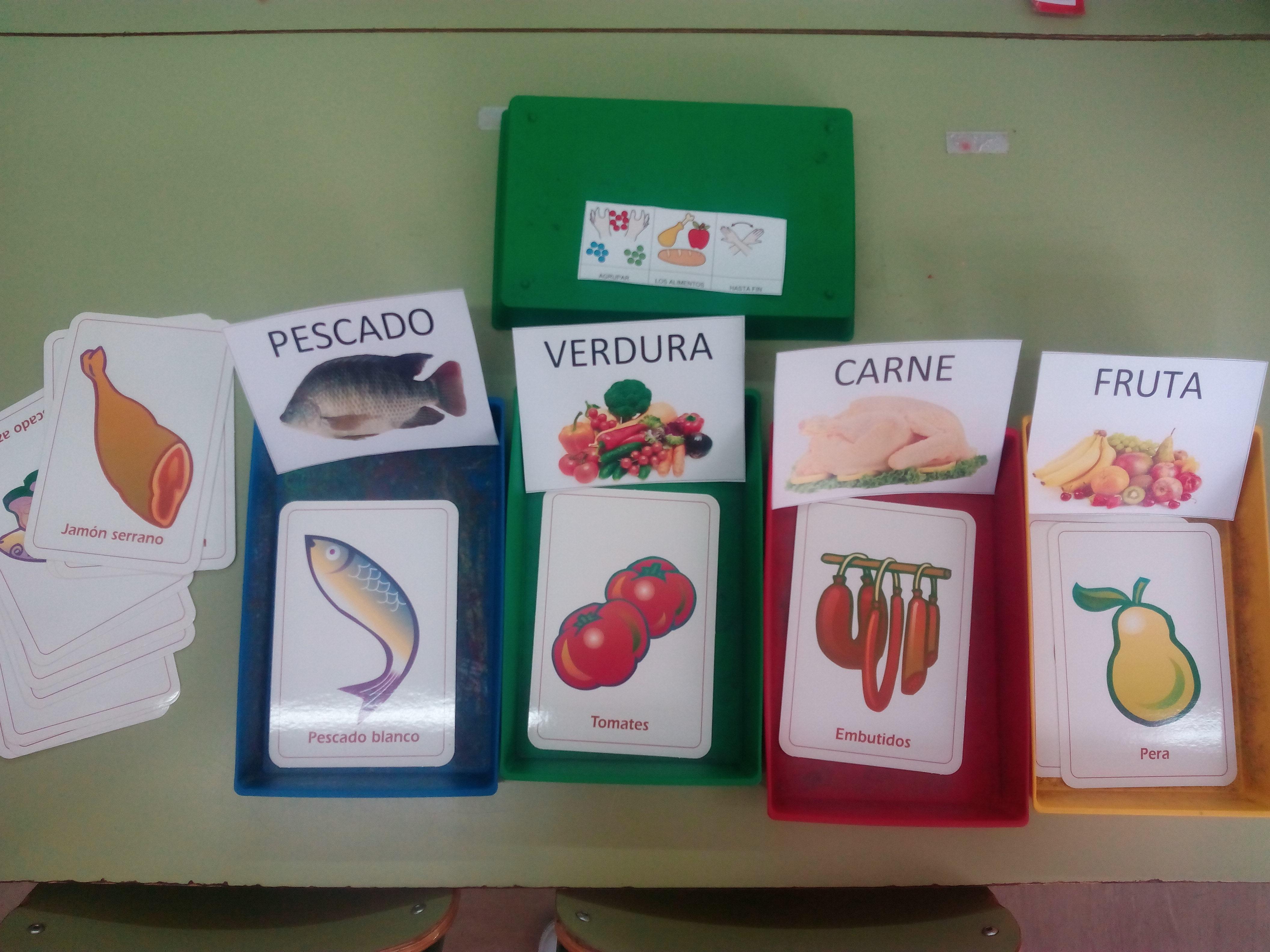 Seminario:material manipulativo para infantil y primaria adaptado a alumnos con T.E.A. 5