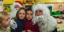 Los RRMM y Papá Noel en INF 4B 11
