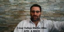 Presentación César Vallejo