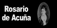 Entrevista figurada a la escritora Rosario de Acuña por parte de alumn@s de 1º de ESO