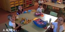 INFANTIL 3 AÑOS B - ACTIVIDADES EN CLASE - ACTIVIDADES