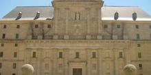 Fachada principal del Monasterio de El Escorial