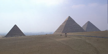Pirámides de Giza, Egipto