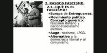Sesión 27-4-2020. 2 Rasgos generales del fascismo: definición, política y economía