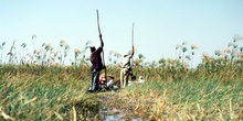 Mokoreros, Botswana