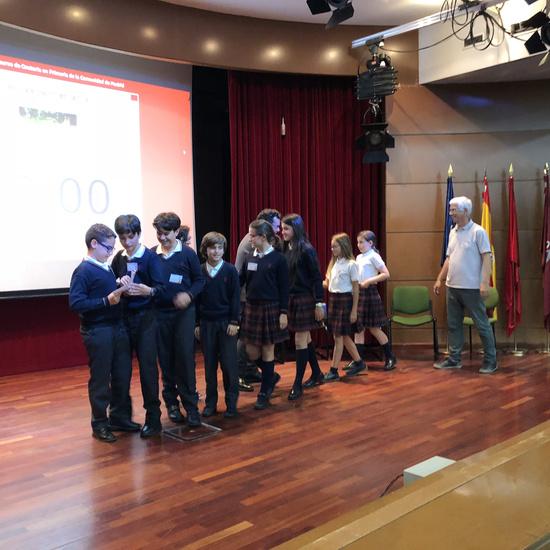 Fase final del III Concurso de Oratoria en Primaria de la Comunidad de Madrid 14