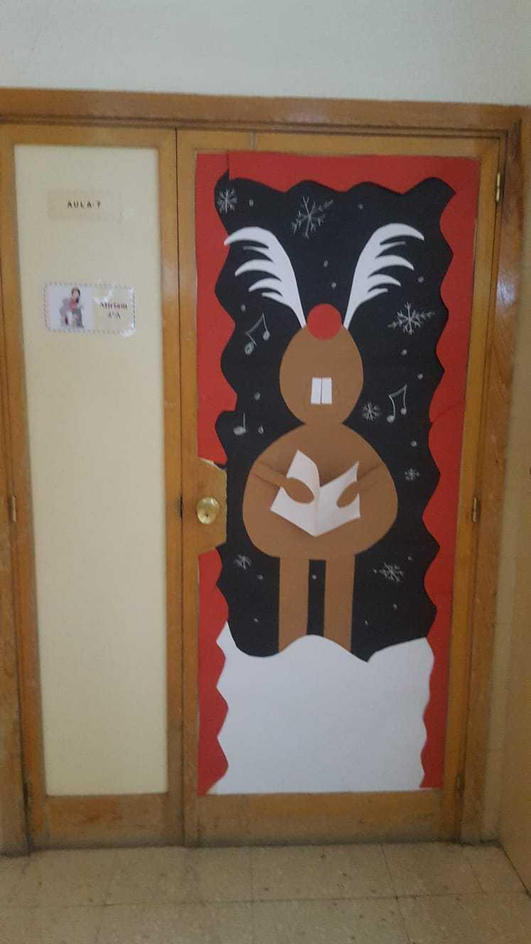 Decoración navideña centro 25