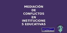 Seminario 164. 2017/18. Conflicto, comunicación y  medicación