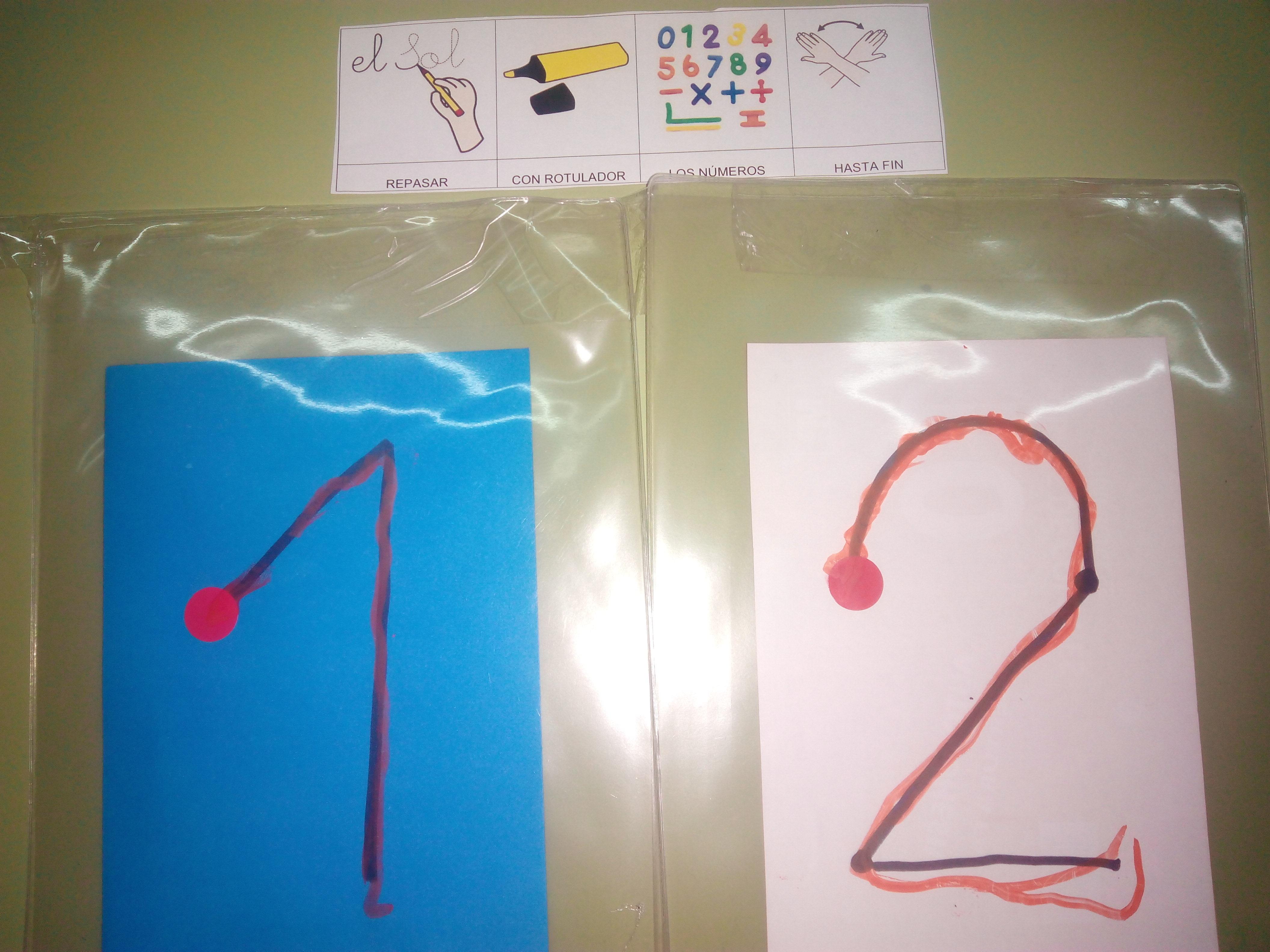 Seminario:material manipulativo para infantil y primaria adaptado a alumnos con T.E.A. 71