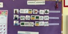 Proyecto Escolarización preferente Aula TEA en el IES Luis Gª Berlanga (Guadalix de la Sierra)