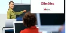 Ofimática: procesador de texto, hoja de cálculo y base de datos