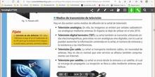 4º ESO - TECNO. Transmisión de TV, Telefonía fija, móvil y vía Satélite