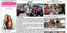 Periódico del Tierno Galván. Número XIV de abril de 2017