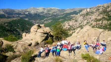 2017_10_23_Sexto hace senderismo y escalada en la Pedriza 3