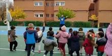 Infantil prepara la VI Carrera Solidaria