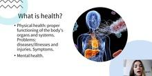 Health and disease