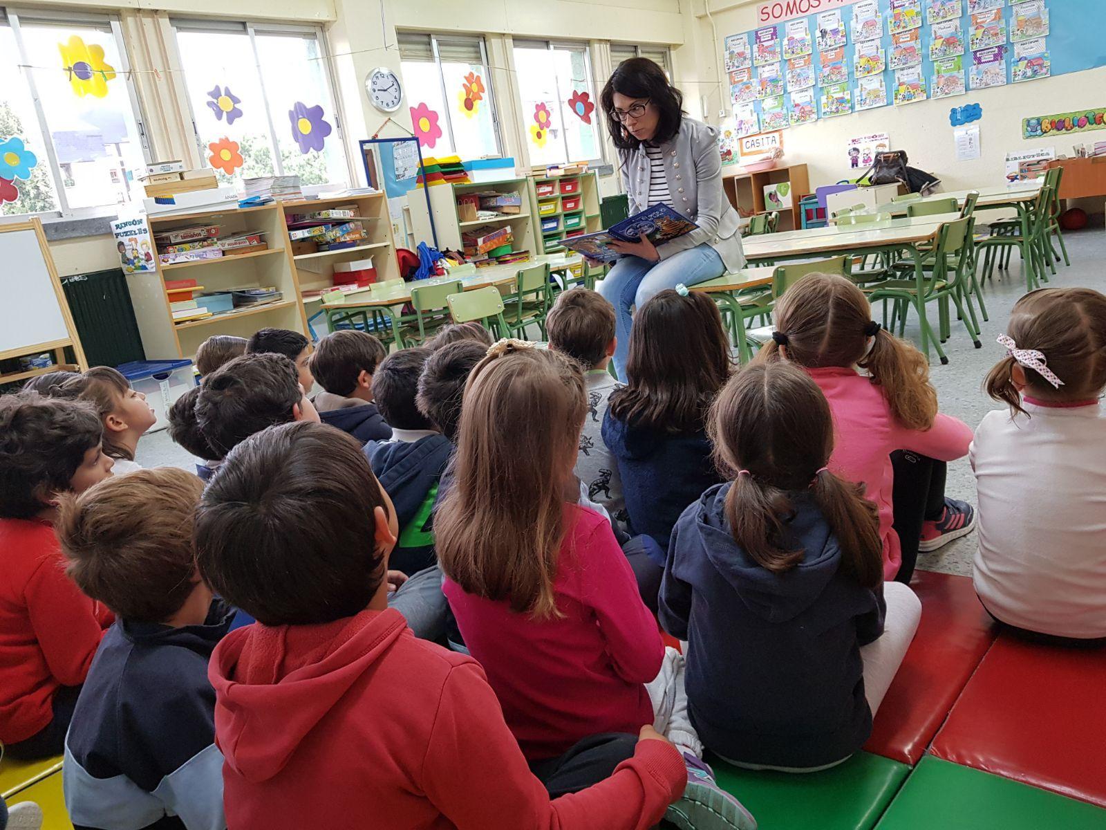 Infantil 5 años y la semana del libro 7