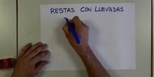 RESTAS CON LLEVADAS - JUAN REGALON