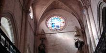 Bóveda de la Catedral de Burgo de Osma, Soria, Castilla y León
