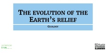 The evolution of the Earth's relief