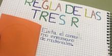 """Ejemplo Regla de las tres """"R"""""""