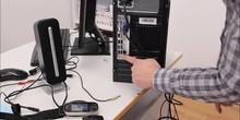 Cable de audio para más de un MR en el aula (semana de la audición)