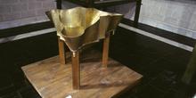 Artesa de latón para la fabricación manual de cartuchos, Museo d