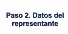 Petición de destinos 2019. PASO 2