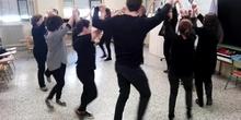 Danza Indo Eu (Seminario de danzas CEIP EL BUEN GOBERNADOR)