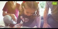 Presentación Arte, palabra y lectura en la primera infancia