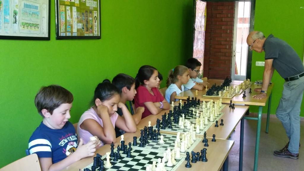 Club de Ajedrez de Alpedrete 2