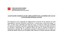 ACI ALTAS CAPACIDADES INTELECTUALES